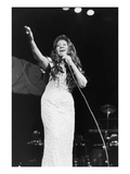 Aretha Franklin - 1991 Photographic Print by Vandell Cobb