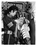 Michael Jackson - 1993 Photographic Print by Kenneth Coleman