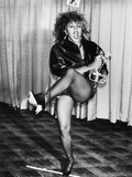 Tina Turner, MTV Awards - 1985 Photographic Print by Moneta Sleet