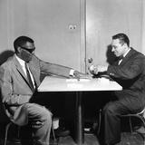 Ray Charles  - 1960 Photographic Print by David Jackson