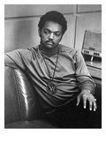 Jesse Jackson Photographic Print by Norman Hunter