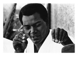 Jim Brown - 1969 Photographic Print by Howard Simmons