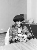 Tina Turner - 1975 Photographic Print by Norman Hunter