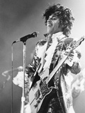 Prince - 1985 Photographic Print by James Mitchell