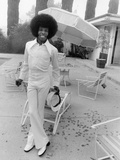 Sly Stone - 1974 Photographic Print by Isaac Sutton