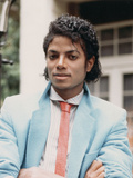 Michael Jackson Photographic Print by Isaac Sutton