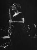 Hazel Scott - 1965 Photographic Print by Charles Sanders