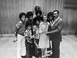 The Jackson Five - 1972 Photographic Print by Isaac Sutton