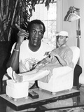Bill Cosby - 1986 Photographic Print by Bob Johnson