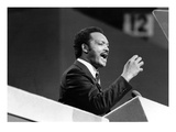 Jesse Jackson - 1984 Photographic Print by Michael Cheers