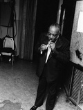 Count Basie Photographic Print by Moneta Sleet