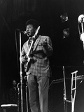 Muddy Waters-1970 Photographic Print by Maurice Sorrell