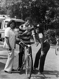 Michael Jackson; Katherine Jackson - 1980 Photographic Print by Isaac Sutton