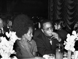 Flip Wilson and Melba Moore - 1975 Photographic Print by Bob Lucas