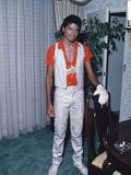 Michael Jackson - 1981 Photographic Print by G. Marshall Wilson