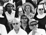 March on Washington - 1963 Photographic Print by Lacy Crawford