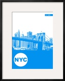 New York Poster Prints by  NaxArt