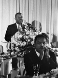 Ralph Abernathy, SCLC Convention - 1967 Photographic Print by Howard Simmons