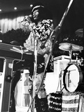 Sly Stone - 1971 Photographic Print by Leroy Patton