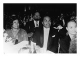 Katherine Jackson and Joe Jackson - 1988 Photographic Print by Frederick Watkins