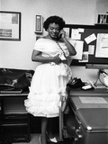 Hazel Scott -1960 Photographic Print by Moneta Sleet