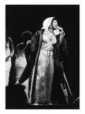 Aretha Franklin - 1972 Photographic Print by Leroy Patton