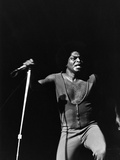 James Brown - 1972 Photographic Print by Norman Hunter