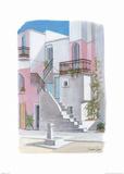 Balconi 1 Prints