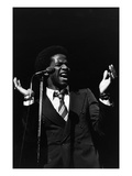 Al Green - 1981 Photographic Print by Norman Hunter