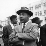 Dr. Martin Luther King Jr. Photographic Print by William Lanier