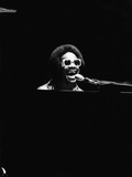 Stevie Wonder Photographic Print by Norman Hunter