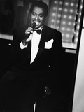 Luther Vandross - 1986 Photographic Print by Isaac Sutton