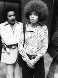 Angela Davis 1973 Photographic Print by Ozier Muhammad