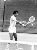 Arthur Ashe Photographic Print by Ozier Muhammad
