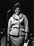 Dinah Washington - 1963 Photographic Print by G. Wilson Wilson