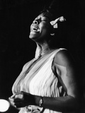 Dinah Washington, Carl Ford, Bill Jackson Photographic Print by Isaac Sutton