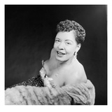 Billie Holiday - 1958 Photographic Print by Maya Millett