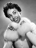 Diahann Carroll Photographic Print by Howard Morehead