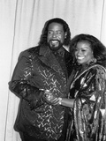 Barry White - 1987 Photographic Print by Isaac Sutton