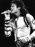 Michael Jackson Photographic Print by James Mitchell