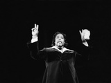 Barry White - 1973 Photographic Print by Norman Hunter