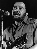 Bill Withers - 1976 Photographic Print by Todd Duncan