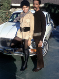 Tina and Ike Turner - 1971 Photographic Print by Leroy Patton
