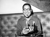 Dizzy Gillespie - 1962 Photographic Print by Isaac Sutton