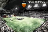 Valencia CF-Estadio de Mestalla Print