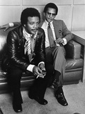 Quincy Jones - 1972 Photographic Print by Norman Hunter