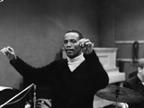 Quincy Jones -1961 Photographic Print by G. Marshall Wilson