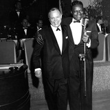 Nat King Cole - 1958 Photographic Print by Howard Morehead