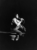 Jackie Wilson Photographic Print by Norman Hunter