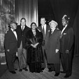 Dinah Washington - 1955 Photographic Print by Howard Morehead